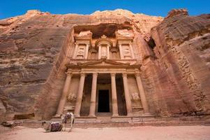 petra in Jordanië