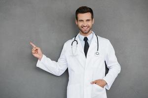 nieuwe manieren van genezing laten zien. foto