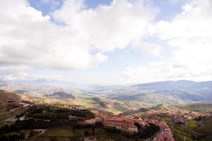oasi di troina, Sicilië foto