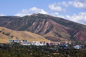 Aerial University Hospital School of Medicine Utah