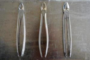 tandheelkundige instrumenten foto