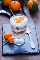 gezond ontbijt - chiazaadpudding foto
