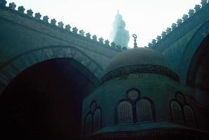 moskee - cairo, egypte foto