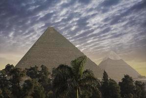 reizen in Egypte foto