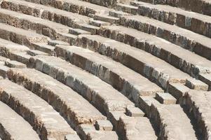 amfitheater in ephesus foto