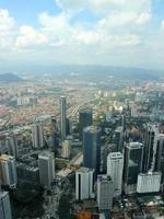 stadsgezicht ii - Kuala Lumpur, Maleisië foto