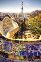 barcelona stad - shots van spanje - reizen europa