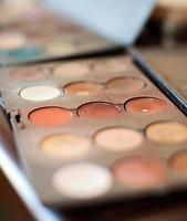 make-up palet foto