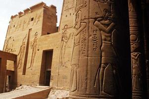 egypte reisfoto's - aswan foto