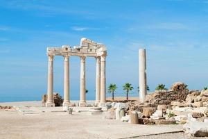 tempel van Apollo foto