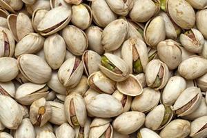 gepelde pistache foto