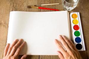 tekening set