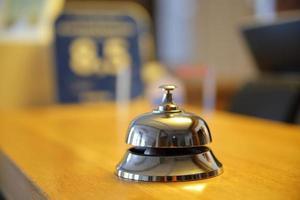 hotel receptie foto