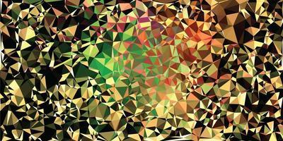 geometrisch behang als achtergrond