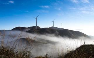 windenergie-installatie