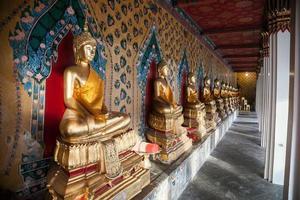 Boeddhabeeld in Cambodja foto