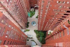 hoogbouw residentiële appartementen