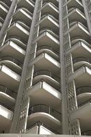 hoogbouw accommodatie foto
