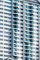 Wenen, residentiële hoogbouw foto