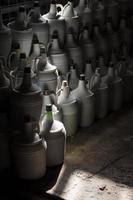 wijnflessen foto