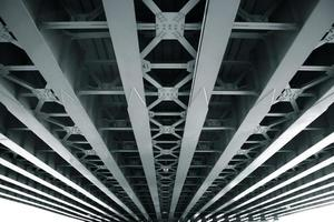 onder de brug foto