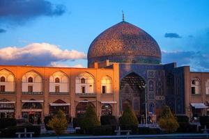 sjeik lotfollah moskee foto