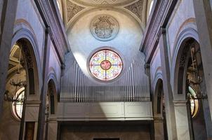 moederkerk van noci. puglia. Italië.