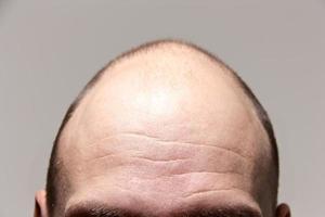 close-up van een man foto