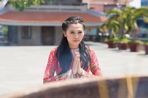 gebed foto