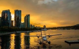 watervliegtuig Vancouver foto