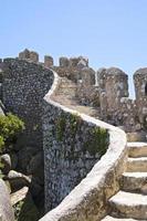 kasteel van de heide in sintra foto