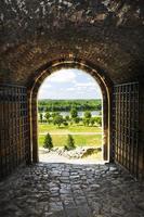 Kalemegdan-fort in Belgrado foto