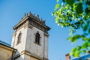 oude klokkentoren foto