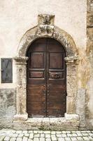 Italiaanse deur foto