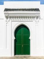 Marokkaanse deur foto