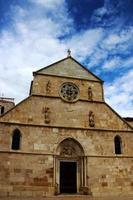 stenen kerk foto