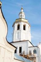 abalak znamenski klooster. Rusland foto