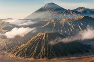 nationaal park bromo tengger semeru. Java. Indonesië foto