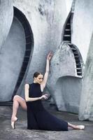 ballet op straat foto