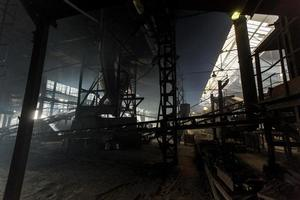 oude fabriek foto
