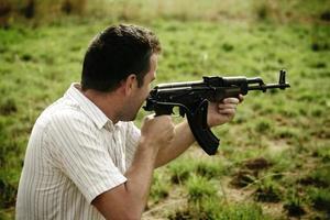 stroper jager foto
