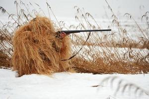 maskerende jager foto