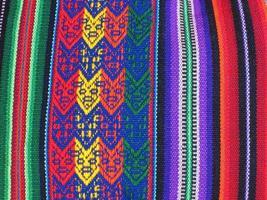 Zuid-Amerika Indiase geweven stoffen