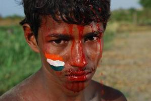 Indisch foto