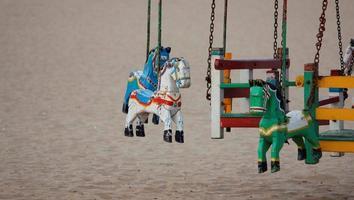 Indiase carrousel foto
