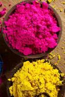 Indiase pigmenten foto