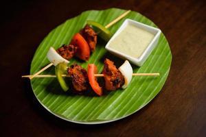 Indiaans eten