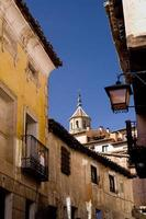 straten van albarracín. foto