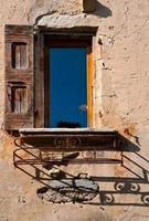 Frans raam foto