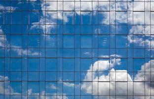 de vierkante hemel foto